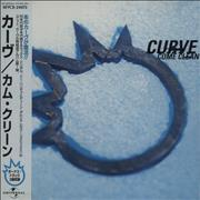 Click here for more info about 'Curve - Come Clean'