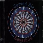 Click here for more info about 'Curved Air - Lovechild'