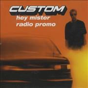 Click here for more info about 'Hey Mister Radio Promo'