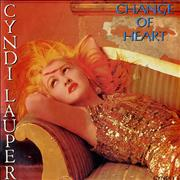 Click here for more info about 'Cyndi Lauper - Change Of Heart'