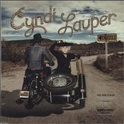 Click here for more info about 'Cyndi Lauper - Detour - Blue Swirl Vinyl'