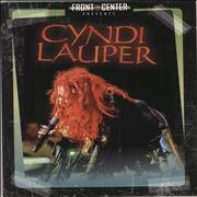 Click here for more info about 'Cyndi Lauper - Front & Center'