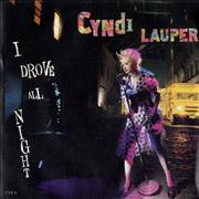 Click here for more info about 'Cyndi Lauper - I Drove All Night'