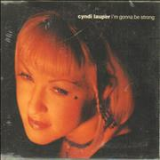 Click here for more info about 'Cyndi Lauper - I'm Gonna Be Strong'