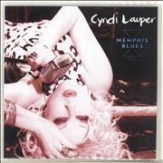 Click here for more info about 'Cyndi Lauper - Memphis Blues - 12 Tracks'