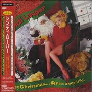 Click here for more info about 'Cyndi Lauper - Merry Christmas Have A Nice Life'