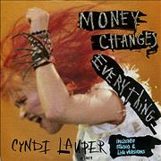 Click here for more info about 'Cyndi Lauper - Money Changes Everything 2nd Issue'