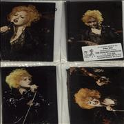 Click here for more info about 'Cyndi Lauper - Set of Four Packs of Ten Concert Photos'
