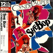 Click here for more info about 'Cyndi Lauper - She Bop'