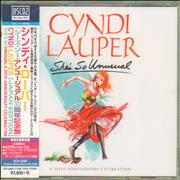 Click here for more info about 'Cyndi Lauper - She's So Unusual: A 30th Anniversary Celebration'