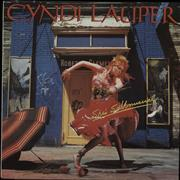 Click here for more info about 'Cyndi Lauper - She's So Unusual'