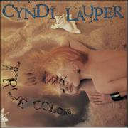 Click here for more info about 'Cyndi Lauper - True Colours + Inner'
