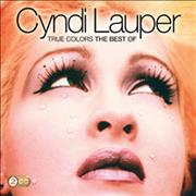 Click here for more info about 'Cyndi Lauper - True Colours: The Best Of'