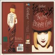 Click here for more info about 'Cyndi Lauper - Twelve Deadly Cyns - Autogrpahed Insert'