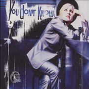 Click here for more info about 'Cyndi Lauper - You Don't Know'
