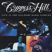 Click here for more info about 'Cypress Hill - Live At The Fillmore Radio Sampler'
