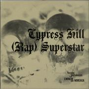 Click here for more info about 'Cypress Hill - (Rap) Superstar - Clear Vinyl'