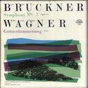 Click here for more info about 'Czech Philharmonic Orchestra - Bruckner: Symphony No. 7 in E Major / Wagner: Götterdämmerung (Orchestral Suite)'