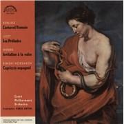 Click here for more info about 'Czech Philharmonic Orchestra - Carnaval Romain / Les Préludes / Invitation À La Valse / Capriccio Espagnol'