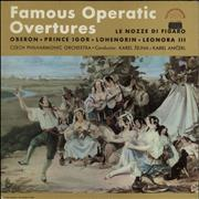 Click here for more info about 'Czech Philharmonic Orchestra - Famous Operatic Overtures'