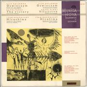 Click here for more info about 'Czech Philharmonic Orchestra - Musica Nova: Bohemica Et Slovaca'