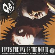 Click here for more info about 'D Mob - That's The Way Of The World'
