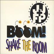 Click here for more info about 'DJ Jazzy Jeff - Boom! Shake The Room'