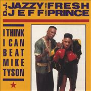 Click here for more info about 'DJ Jazzy Jeff - I Think I Can Beat Mike Tyson'