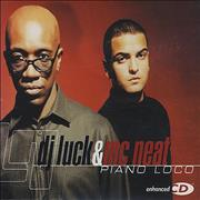 Click here for more info about 'DJ Luck & MC Neat - Piano Loco'