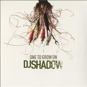 Click here for more info about 'DJ Shadow - One To Grow On'