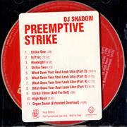 Click here for more info about 'DJ Shadow - Preemptive Strike'