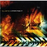 """DJ Zinc Fair Fight/As We Do UK 12"""" vinyl"""