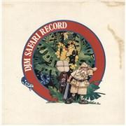 DJM Records DJM Safari Record UK vinyl LP Promo