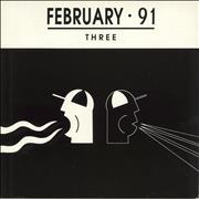Click here for more info about 'DMC - February 91 Three'