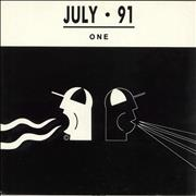 Click here for more info about 'DMC - July 91 One'