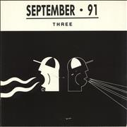 Click here for more info about 'DMC - September 91 Three'
