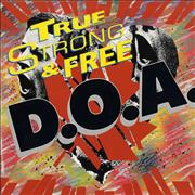 Click here for more info about 'D.O.A. - True (North) Strong & Free'