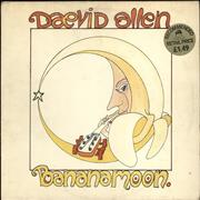 Click here for more info about 'Daevid Allen - Banana Moon - RRP Stickered Sleeve'
