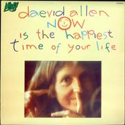 Click here for more info about 'Daevid Allen - Now Is The Happiest Time Of Your Life'