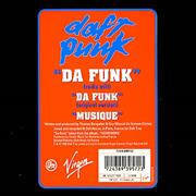 Click here for more info about 'Daft Punk - Da Funk'