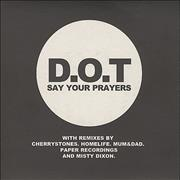 Click here for more info about 'Dakota Oak Trio - Say Your Prayers'