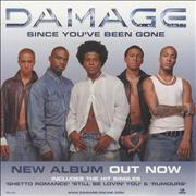 Click here for more info about 'Damage - Since You've Been Gone'