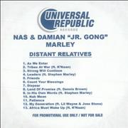 Click here for more info about 'Damian 'Jr. Gong' Marley - Distant Relatives'