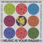 Click here for more info about 'Damon Albarn - Music Is Your Radar'