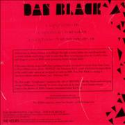Click here for more info about 'Dan Black - Symphonies'