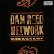 Click here for more info about 'Dan Reed Network - Come Back Baby + Stencil'