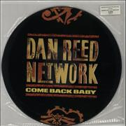 Click here for more info about 'Dan Reed Network - Come Back Baby'