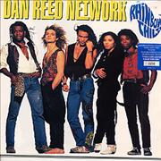 Click here for more info about 'Dan Reed Network - Rainbow Child - Yellow vinyl'