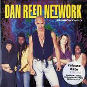 Click here for more info about 'Dan Reed Network - Rainbow Child'