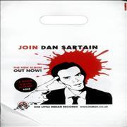 Click here for more info about 'Dan Sartain - Join Dan Sartain - Set Of Four Carrier Bags'